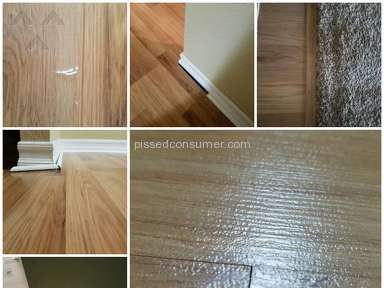 Empire Today Laminate Flooring review 128965