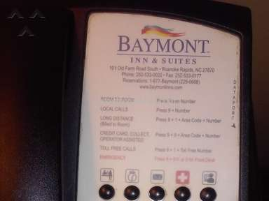 Baymont Inn And Suites Hotels and Resorts review 85873