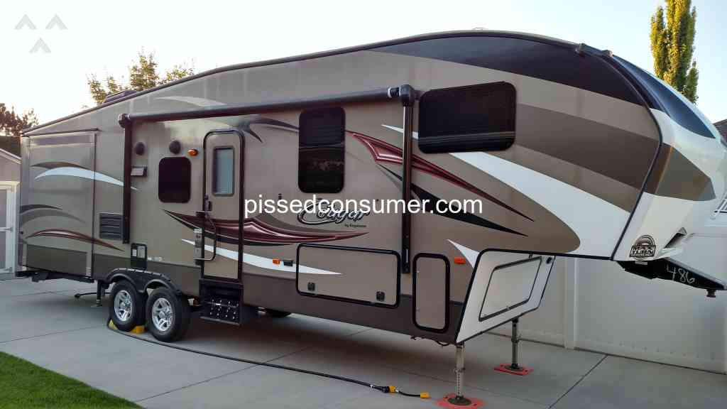 1048 Keystone Rv Reviews and Complaints @ Pissed Consumer