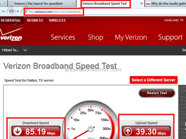 Verizon Internet Service review 15471
