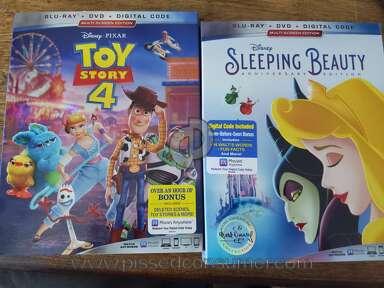 Disney Movie Club Account review 503131