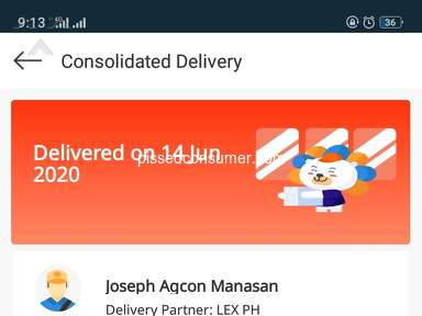 Lazada Philippines Lazada Express Delivery Service review 644615