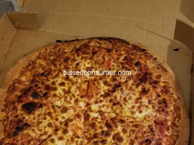 Little Caesars Cheese Pizza review 340430