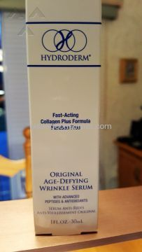 Hydroderm Age Defying Wrinkle Serum