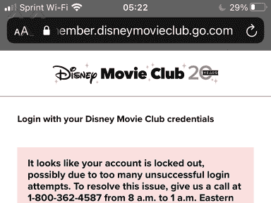 Disney Movie Club Games and Movies review 886400