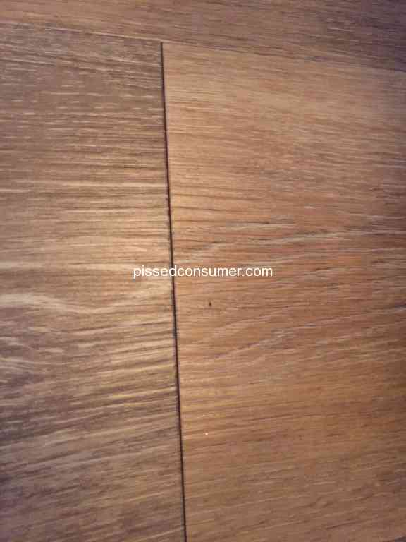 Shaw Floors Flooring Installed Professionally In Our Home 3 Months Ago And Already We Have