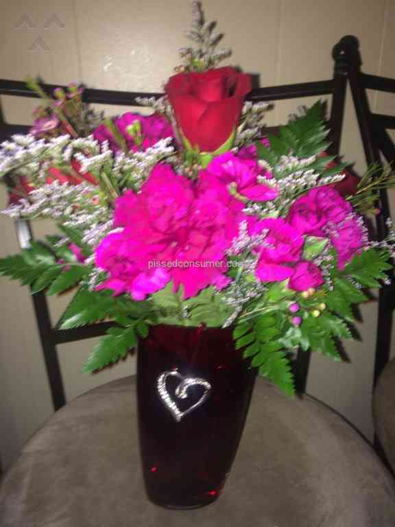 Ftd - Flowers Review from Nederland, Texas