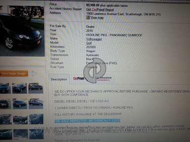 Manhattan Motorcars Dealers review 79983