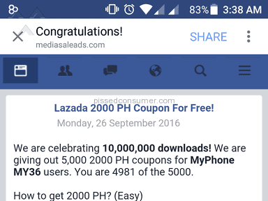 Lazada Philippines Auctions and Marketplaces review 164042
