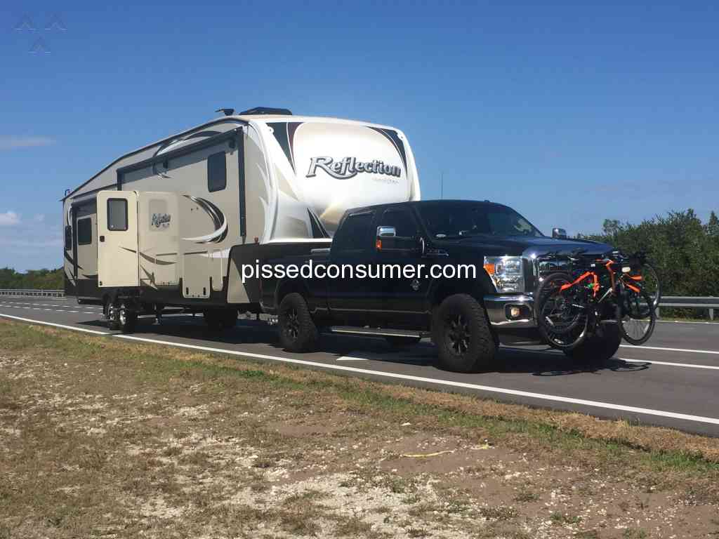 1 2017 Grand Design Rv Reflection 367 Bhs Rv Review Pissed Consumer