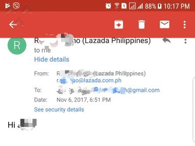 Lazada Philippines E-commerce review 240098