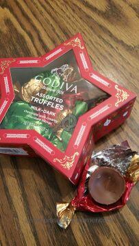 Godiva Assorted Truffles Chocolate