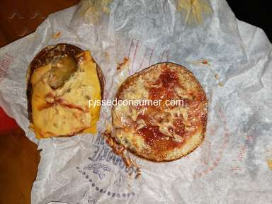 McDonalds Cheeseburger review 395706