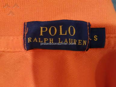 Ralph Lauren Customer Care review 243810