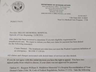 Us Department Of Veterans Affairs - Review in Government and Politics category