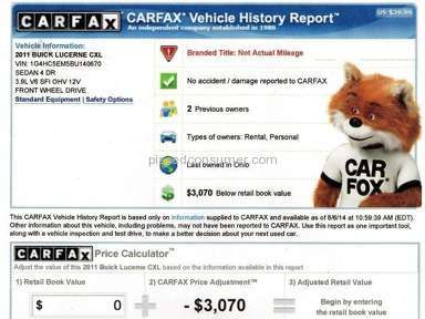 Carfax Auto review 44963