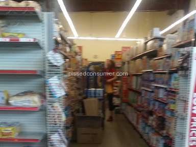 Family Dollar Sanitary Conditions Review from Detroit, Michigan