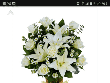 From You Flowers Peaceful Remembrance Bouquet review 163970