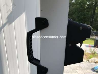 Lowes Fence Installation review 319096