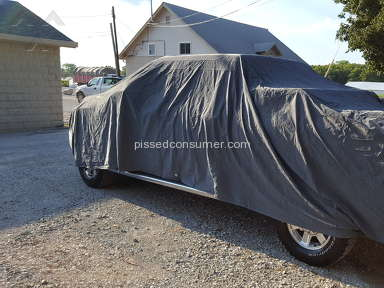 Seal Skin Covers Pickup Truck Cover review 227226