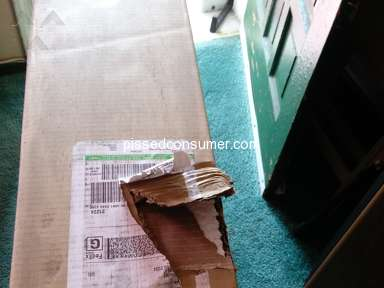 Fedex - Driver steals packages and states they delivered them and when they do they damage them