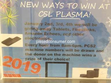Csl Plasma - Making their own rules