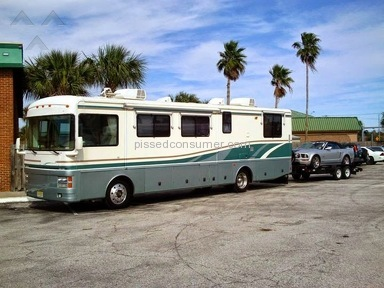 1999 Fleetwood RV - Discovery Rv Review from New Jersey, United States