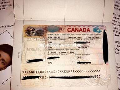 Received my visa and flying to Canada with PR. Thanks, Permits and Visas