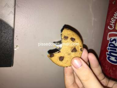 Chips Ahoy - Plastic in your cookie