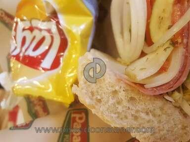 Papa Ginos Italian Sub Sandwich review 157454