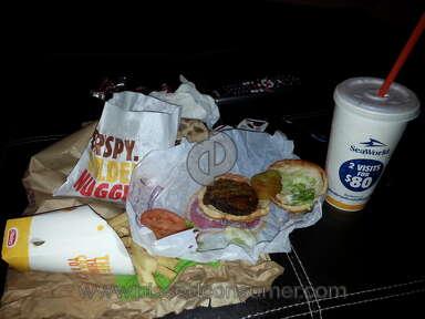 Burger King - Burger Review from Jacksonville, Florida
