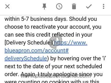 Blue Apron Fedex Delivery Service review 163068