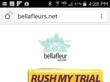 Bella Fleur - FRAUD!!! Deliberately misleads you and then bilks you!