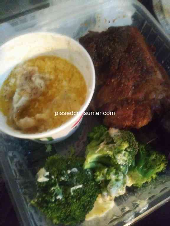 11 Chilis Ribs Reviews And Complaints Pissed Consumer