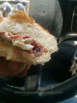 Subway Cold Cut Trio Sandwich