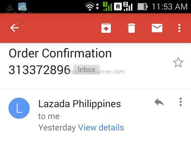 Lazada Group Website Review from Pampanga, Davao