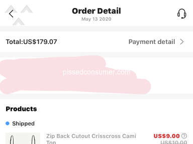 Shein Shipping Service review 623623