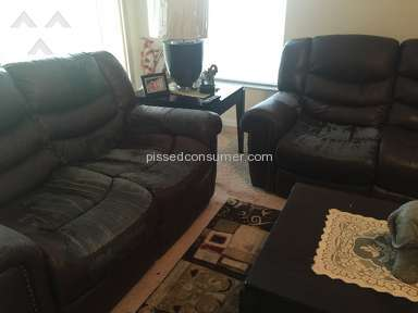 Rooms To Go Sofa review 150704