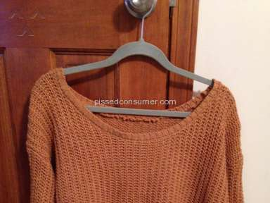 Chain Candy Sweater review 208638
