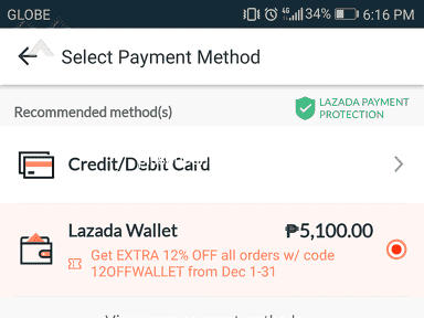 Lazada Philippines Claim review 354616