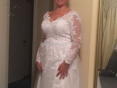 Tbdress Wedding Dress review 166206