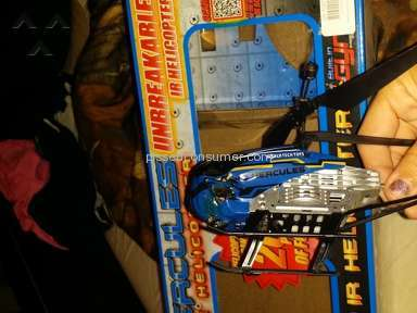 World Tech Toys Helicopter Review from Texas City, Texas