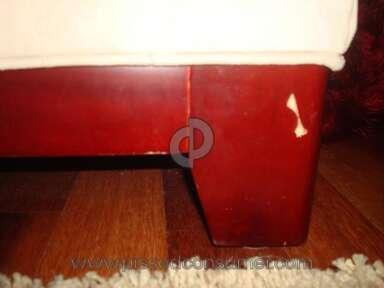 El Dorado Furniture Sofa review 6147