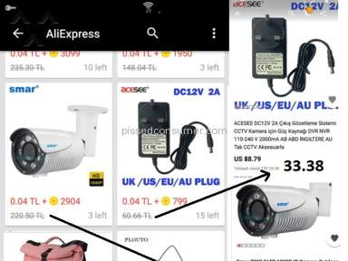 THIEF ALIEXPRESS dishonorable Acesee - Mantia He