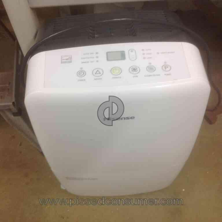 Hisense - Early product failure, poor customer service  Jun