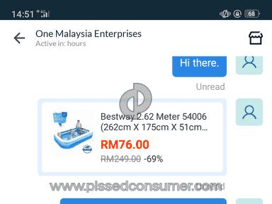 Lazada Malaysia Marketplace review 551425