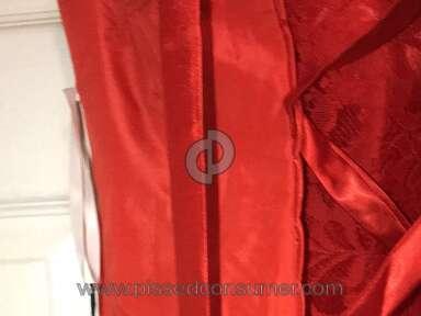 Dresswe - Returned $560 worth of merchandise. Refunded $170