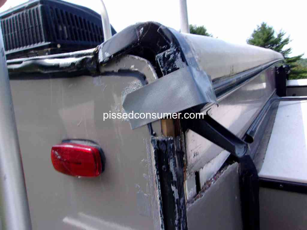 159 Heartland Rvs Rv Reviews and Complaints @ Pissed Consumer