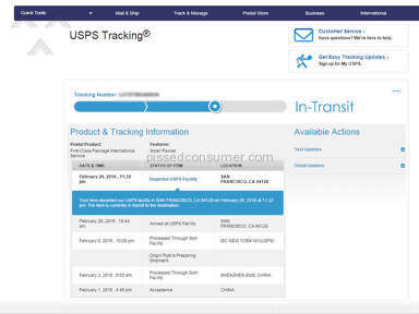 Usps Delivery Service review 117267