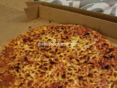 Little Caesars Cheese Pizza review 340424